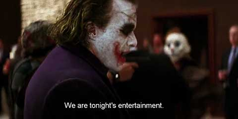 The Dark Knight Movie Quotes