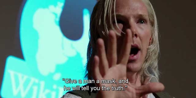 The Fifth Estate Movie Quotes