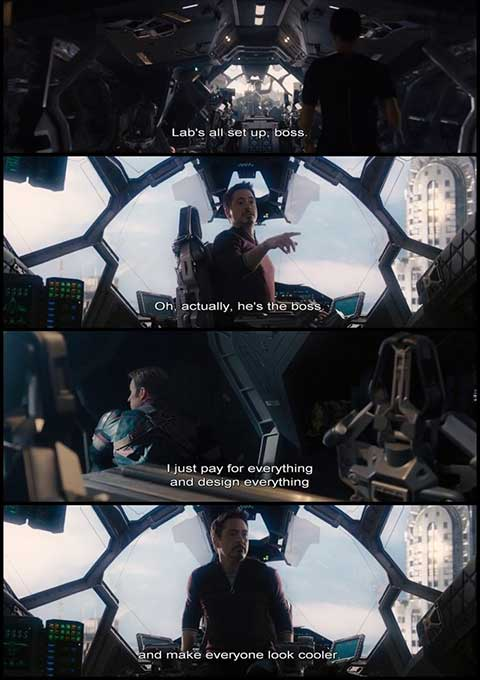 avengers movie quotes, age of ultron