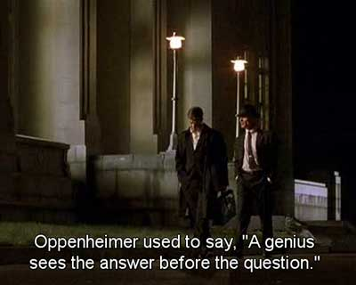 A Beautiful Mind Movie Quotes