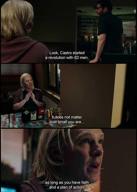 fifth estate movie quotes