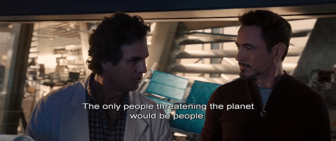 Avengers Age of Ultron Movie Quotes