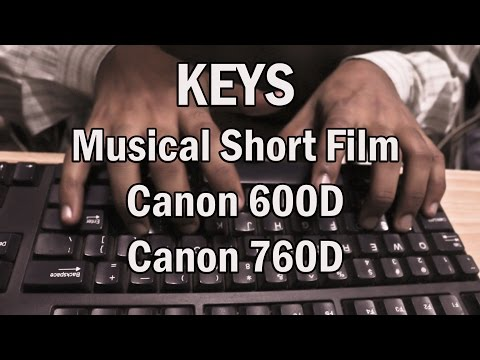 My Short Film Equipment I Used for 'KEYS'