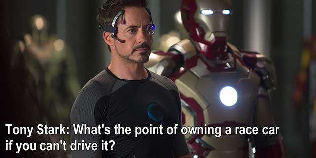 Iron Man 2 Movie Quotes