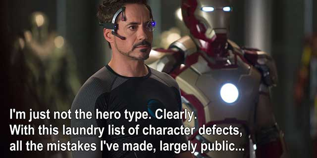 Iron Man Movie Quotes