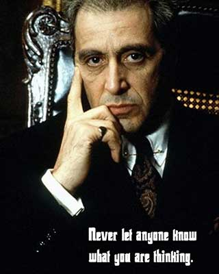 Godfather Movie Quotes