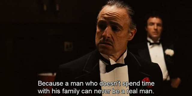 The Godfather Movie Quotes - EscapeMatter
