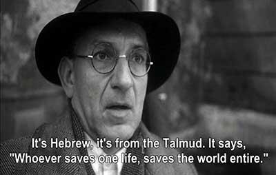 Schindler's List Movie Quotes