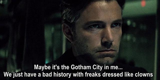 batman v superman movie quotes, escapematter