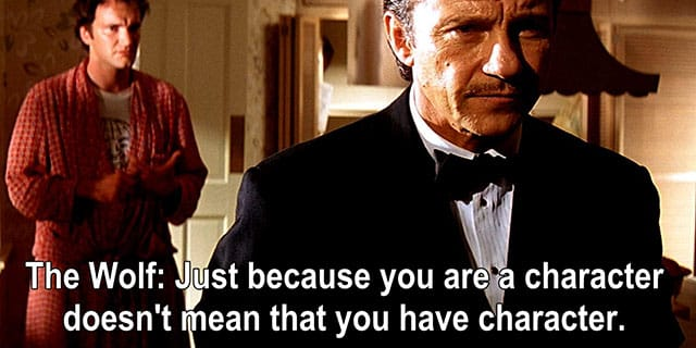 pulp fiction movie quotes, escapematter