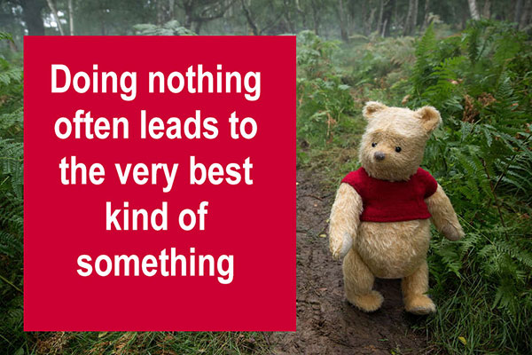 Christopher Robin Quotes | Christopher Robin Movie Quotes Escapematter