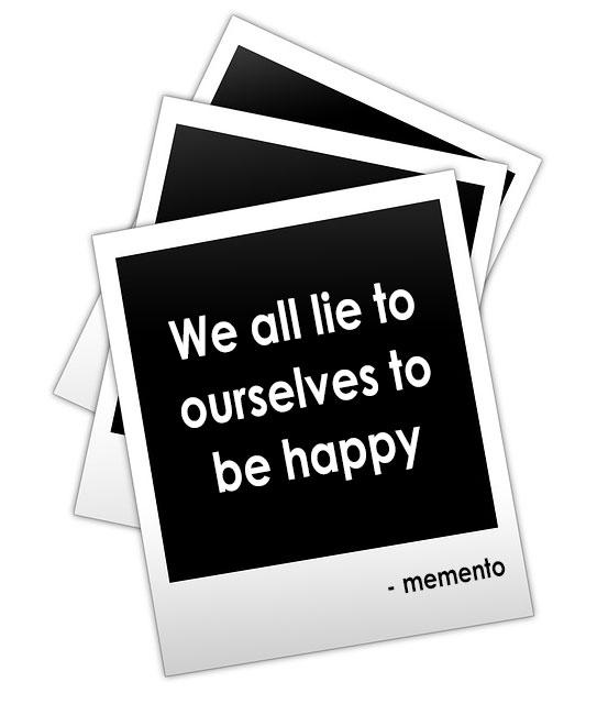 memento movie quotes, escapematter, escape matter