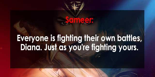 Wonder Woman Movie Quotes | Escape Matter