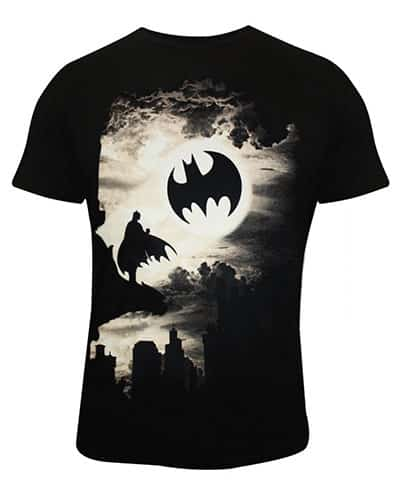 batman t shirts and clothing