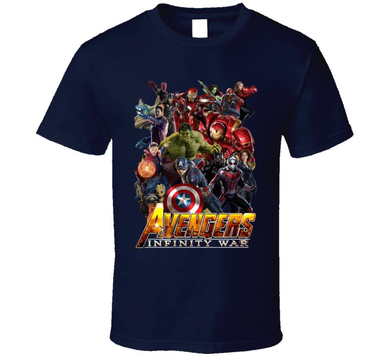 avengers t shirts & clothing